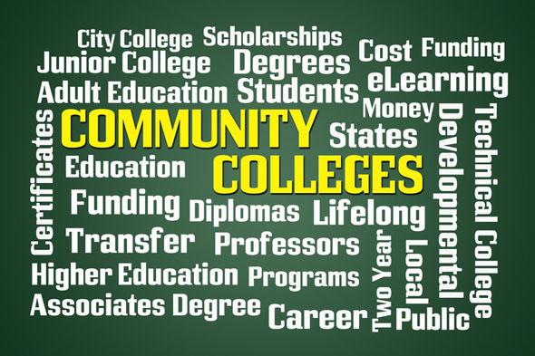 Idean Cloud abour Community Colleges