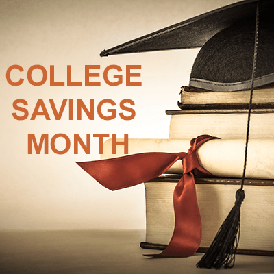 College Savings Month