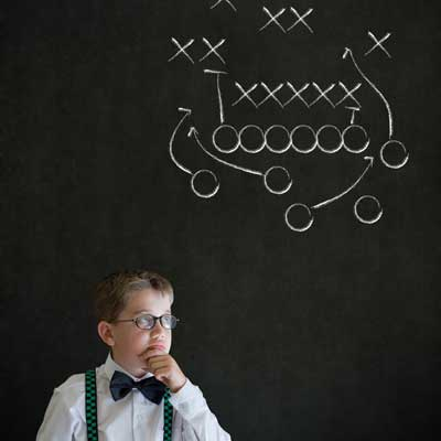 Be the Quarterback of Your College Savings Team