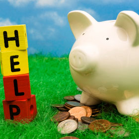 Curing financial-aid dependence