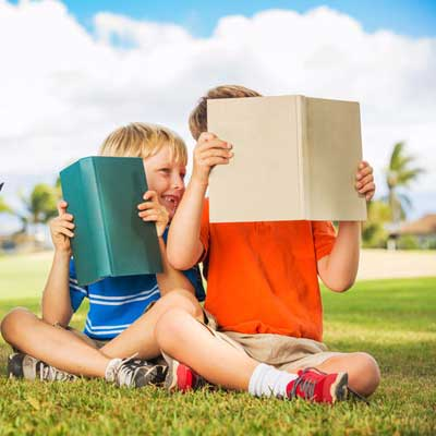 How one summer of reading can help your kid succeed all year long