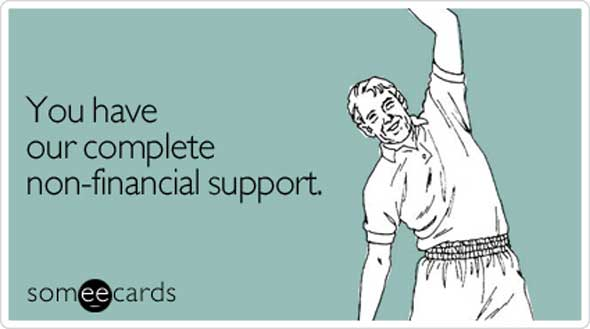 Non Financial Support
