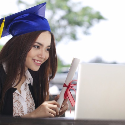 How to earn college credit without ever setting foot on campus