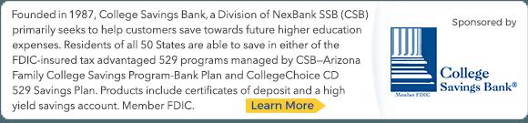 College Savings Bank