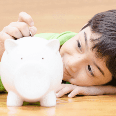 The magic number for college savings